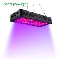 ingrosso ha condotto la luce di semina-Led Grow Light 900W Full Spectrum per piante Fiori Seme Veg Indoor Crescita Lampade Serra Grow Led Lights