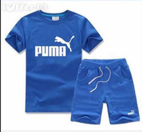 Wholesale sport suits for sale for sale - Group buy SALE New Style Children s Clothing For Boys And Girls Sports Suit Baby Infant Short Sleeve Clothes Kids Set