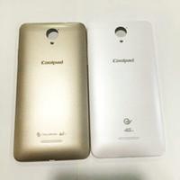 cubierta trasera coolpad al por mayor-Para el caso de la contraportada de la batería de Coolpad E501 para Coolpad E501 teléfono celular móvil de 5.5 pulgadas Android