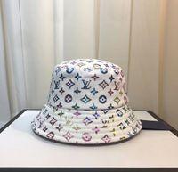 Wholesale korean fur hat men resale online - The south Korean version of the stylish color lettered daedong fisherman s hat is a popular washbasin hat for women