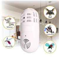 Wholesale electronic mosquito zappers resale online - Electronic Mosquito Pest Killer Insect Trap Atomic Bug Sonic Zapper Cockroach Repeller Mosquito Killer Lamp Pest Control FFA1871
