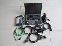 Wholesale c4 sd hdd resale online - sd connect c4 diagnostic tool mb star c4 with wifi ssd hdd soft ware for dell d630 laptop ready to use