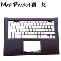 carcasa de portátil asus al por mayor-MAD DRAGON Marca Laptop NUEVO Reemplazo Estuche superior de la cubierta superior del reposamanos para el caso de Asus UX302LA-1A UX302LA UX302 13NB02P1P02311PC