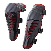 ingrosso roller protettivo-Roller Skiing Kneepad Bicicletta Riding Kneecap Forniture sportive Adulto Forte Performance protettiva Registrabile Black And Red Hot vendite 30yy C1