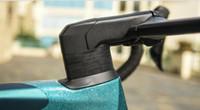 frenos de disco de bicicleta de carretera de carbono al por mayor-2020 bicicletas de carretera disco aero Solo Armazones cable eléctrico interno de enrutamiento 12x142mm eje pasante de carbono de bicicletas de bolsillo Frame conjunto de marcos de freno de disco