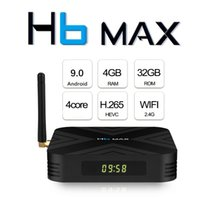 Wholesale google iptv box for sale - Group buy 2019 Hottest H6 MAX GB GB Android TV Box Support K K IPTV Media Player PK X96 MINI H96 MAX