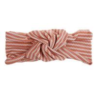 ingrosso stili di testa-Bohemia fascia Donne stile di stampa di Hairband del nodo dell'arco del legame di Headwrap Per il lavaggio del viso Capelli Hoop
