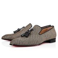 женщины плоские ботинки оптовых-Новый Luxuious Кружевные Оксфорд обувь для женщин Мужчины площади носком Обувь одуванчика кисточкой Flat поскользнуться на бездельники с платьем Свадебные туфли c13