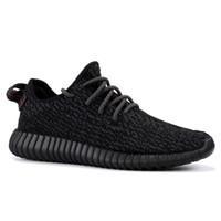Wholesale designer oxford shoes online - Classic Kanye West V1 Men Women Running Shoes Pirate Black Moonrock Oxford Tan Designer Sneakers Sport Shoes With Box