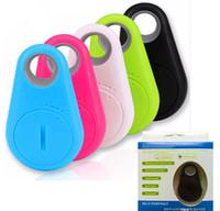 iphone anti perdida alarma itag al por mayor-Bluetooth Anti-Lost Alarm Pet GPS Tracker Cámara Obturador remoto Itag Alarm Autodisparador bluetooth 4.0 para Iphone 6 7 8 X S8 S9 todos los teléfonos inteligentes