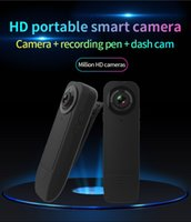 Wholesale small camera motion detection for sale - Group buy A18 Wearable HD P Min Camera Video Recorder with Night Vision Motion Detection Small Security Cam for Home Outside Camcorder with Clip