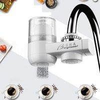 purificador de cartucho venda por atacado-Tap filtro de água torneira Filtro de Água Início Cozinha Saudável cartucho cerâmico da torneira Purificador de Água filtro para 40pcs Household ZZA1379-1
