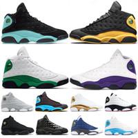 Nike air retro jordon 13s Ray Allen Olympic 7s Hombres Baloncesto Zapatos Historia de Vuelo Hare para hombre Raptor zapatillas deportivas 7 13