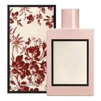 bonitas tapas largas al por mayor-El perfume floral de la nueva manera superior del descuento para el tiempo agradable duradero largo del olor de las mujeres 100ml libera el envío
