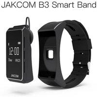 çin android akıllı telefon toptan satış-Smart JAKCOM B3 Akıllı İzle Sıcak Satış 2x filmleri bilezik amplifikatör db eq çin gibi Saatler