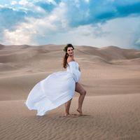 hızlı fotoğraf toptan satış-Hızlı satmak Hamile Elbiseleri Şifon Zemin Elbiseler Hamile Fotoğraf Çekimi için Gebelik Annelik