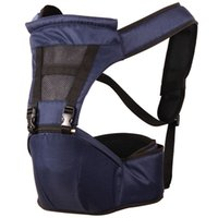 Wholesale baby carry seat resale online - Baby Toddler Kids Ergonomic Breathable Adjustable Carrier Hip Seat