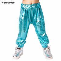 101bb50f3 Wholesale hip baby clothes resale online - New Fashion Kids Harem Hip Hop  Dance Pants Children