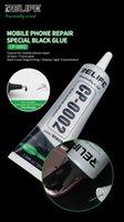 cola multiuso venda por atacado-Últimas RELIFE CP-002 Multi Purpose Glue 50 ml Preto Gel Jóias Artesanato DIY Adesivo de Tela Do Telefone Móvel