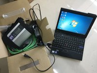 Wholesale used laptops online - for mb star compact diagnostic c4 for cars and trucks SSD gb v with laptop x200t touch screen ready to use