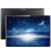 auto telefon sim karte großhandel-128GB Android 9.0 Tablet 8 Octa-Core Multi-Touch-Geröll IPS 5MP SIM-Karte ips Tablette 10 Zoll 3G Telefon Anzug PC-Autohalter