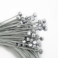 Wholesale steel brake lines resale online - Road bike Bike Fixed Gear Bicycle Brake Line Shift Cable Shifter Gear Brake Cable Sets Core Inner Wire Steel Speed line