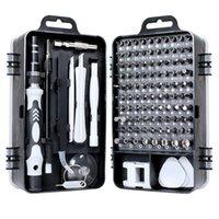 mini ferramentas de precisão venda por atacado-Mini Mini Precision Screwdriver Set Watch Jóias Eletrônico Repair Tool Kit