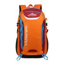 mochila laranja azul venda por atacado-WENYUJH 2019 Moda Mais Recente Projeto Best Selling Qualidade Sólida Mochila Saco de Laranja Cor Azul Super Leve Mochilas Bolsas