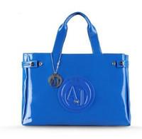 kadife çantalar toptan satış-Kadınlar yeni marka Crossbody çanta kadın ekose vintage zincir omuz Kadife çanta kadın Satchel Dalgalı desen çantası