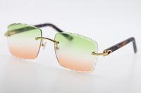 lila augengläser großhandel-2019 Superior Lieferanten Großhandel Cat Eye Sonnenbrille Flower Purple Aztec Arms 3524012 Sonnenbrille Vintage Designer Sonnenbrille mit Box