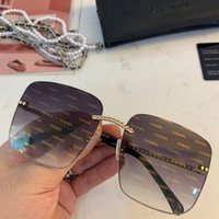 Wholesale minimalist frame for sale - Group buy 2019 summer sunglasses fashion minimalist sunglasses frames made of high end materials Antireflection