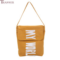af07d36c4a Transer Shoulder Bag women Simple Casual Large Capacity Canvas Letter  Handbag tote Fashion Multi Pockets Zipper Bags Sac Femme #