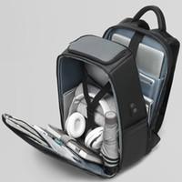 macbook mochila portátil de 15 pulgadas al por mayor-Viajes hombres bolsa de hombre Mochila impermeable anti robo de mochilas mochila portátil Boy 15.6 pulgadas tableta de la computadora de la marca de la escuela USB Bolsas
