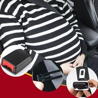 Wholesale drivers safety resale online - 1 x Seat belt Special Car Seat Belt Cover Cushion Safety Protection For Pregnant Woman Driver disassembled and shrink proof WL1