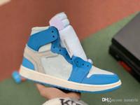 zapatos de marca de moda al por mayor-Nueva llegada Designer Fashion off Luxury 2019 Brand hombre zapatos al aire libre para hombres entrenadores zapatillas deportivas blancas mocasines de araña alta