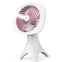 Wholesale cooling spray fans for sale - Group buy Mini Portable Water Mist Fan Ventilator USB Charging Humidifier Electric Spray Cooling Fan for Home Office Outdoor Use Supplies
