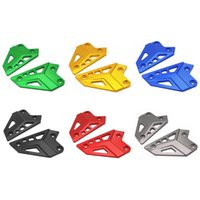 Wholesale motorcycle rear footrest for sale - Group buy Motorcycle Accessories Footrest Rear Set Heel Plates Guard Protector For Z900