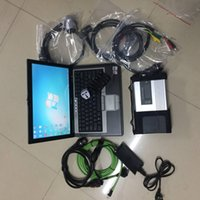 Wholesale xentry diagnostic tool for sale - Group buy MB Star c5 V07 Xentry HHT DTS in SSD Used computers Laptop D630 SD c5 car and truck OBD diagnostic Tool for Mercedes