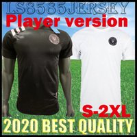 Wholesale thai quality black soccer jersey for sale - Group buy Player fan version Inter Miami Soccer Jersey BECKHAM Home White Away Black MLS inter miami Football Shirt thai quality
