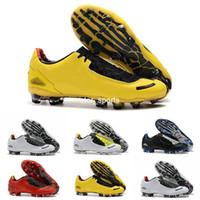 sapatas do futebol dos homens venda por atacado-2019 Chegada chaussures nike Total 90 Laser I SE FG Mens chuteiras de futebol Chuteiras de futebol Athletic Designer de Moda Sneakers 39-45