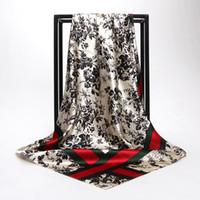 robes africaines en cire achat en gros de-Soie Prints Tissu 2019 Ankara Satin Cire De Haute Qualité Tissu Africain Pour La Robe De Soirée HGF02
