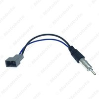 Wholesale parts for mazda car resale online - Car Audio Stereo Antenna Adapter For Mazda Honda UP Female Radio Parts