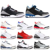 1c9215bf5e28 3 OG High Basketball Shoe Mens Sport Blue Cyber Monday Wolf Grey Seoul Best  Quality 3s Designer Sneaker Sports Shoes Trainers