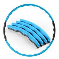 hoop para fitness venda por atacado-Venda Por Atacado aro de fitness para crianças de plástico removível crianças brinquedos de ginástica