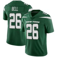 ingrosso pullover donna nero-Mens Youth Womens New York 14 Sam Darnold 26 Le'Veon Bell 33 Jamal Adams Jersey Kids Lady Verde Bianco Nero Untouchable Limited Maglie