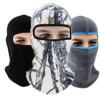 Wholesale hot ski mask for sale - Group buy Hot Sale Unisex Outdoor Sunscreen Men Women Riding Fishing Masked Full Face Mask Windproof Ski Mask Winter Neck Warmer Motorcycle Face