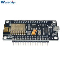 Wholesale internet connectors for sale - Group buy Freeshipping ESP8266 CH340 CH340 G NodeMcu V3 Lua Wireless Internet Of Things Network V WIFI Connector Module Based ESP E