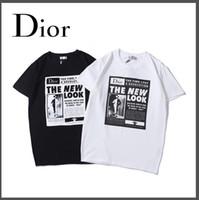 m branco venda por atacado-T-shirts masculinas kanye west camisetas roupas masculinas fundos curvilíneos tops linha longa t-shirt cidade hip-hop em branco Justin bieber.fashion