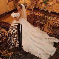 düğün olmayan düğün gelinlik toptan satış-Yeni Ülke Gelinlik Bateau Boyun Backless Sweep Tren Bohemia Balo Düğün Gelin Törenlerinde Ile Gelinlik