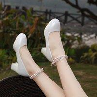 zapatos de calzado elegante al por mayor-Calzado para damas Punta estrecha Mujeres tacones altos 6 cm de altura Tacones elegantes y clásicos zapatos de mujer